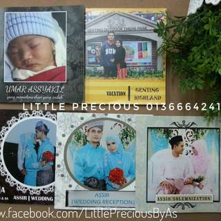 "MINI SOFTCOVER PHOTOBOOK 6""x6"""