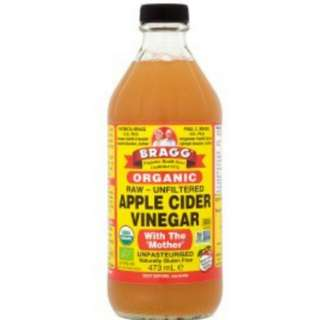 Bragg apple cider vinegar (cuka apel)  ORIGINAL