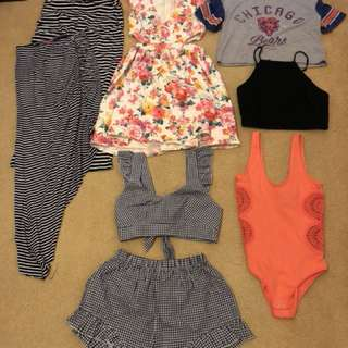 Size 6 Clothing bundle!