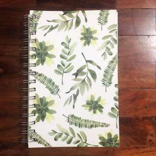 Hipster Journal/Sketch book (Blank Pages)