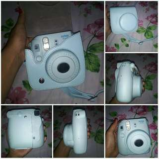 Fujifilm Instax Mini 8 Ice Blue