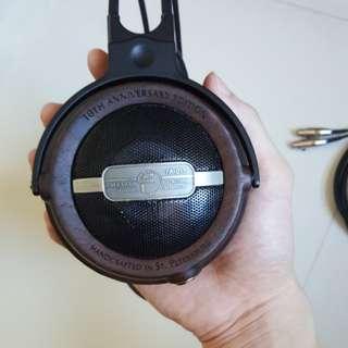 Fischer Audio 10th Anniversary FA011/ FA-011 limited Edition headphones