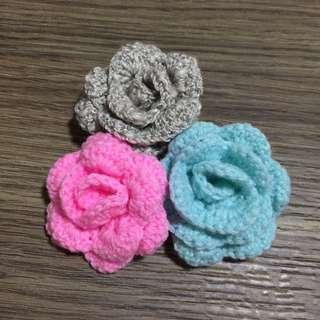 Crochet Brooch (Handmade)