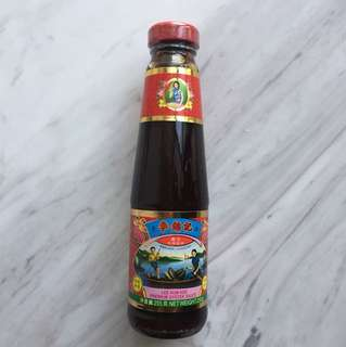 $15 Oyster sauce