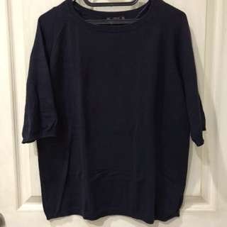 Zara Blue Knit