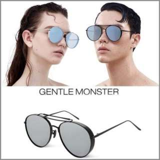 Gentle Monster big bully.s sunglasses