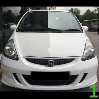 1 Week Contract Honda Fit / Jazz @ $330