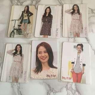 宋智孝 yes card