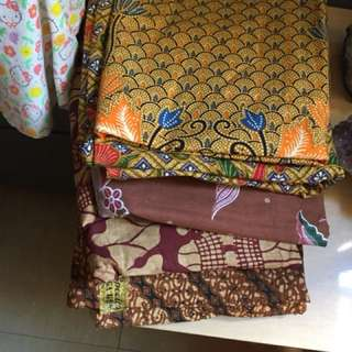 Batik Cloth authentic