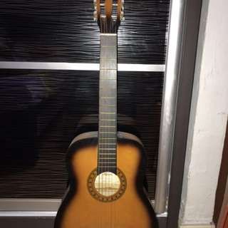 Guitar for sale, only used twice. Can view .