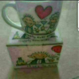 Instock Happily Eve After Mug Cup