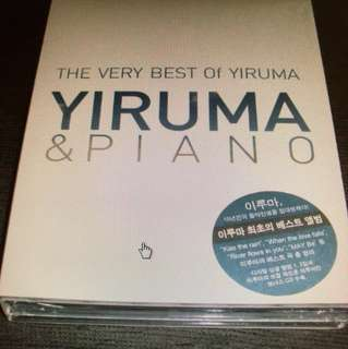 Yiruma: The Very Best Of Yiruma (3 CDs format)