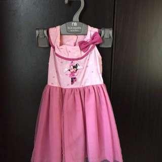 Minnie Mouse Dress 1
