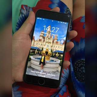 Iphone 6 64gb Black Gray