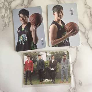 香港男藝人 yes card