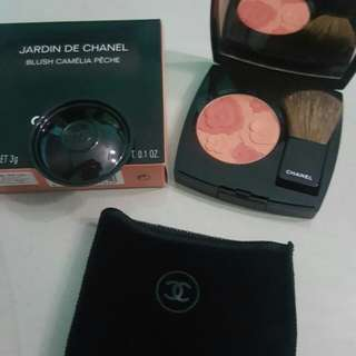 Chanel Camelia Rose Blusher