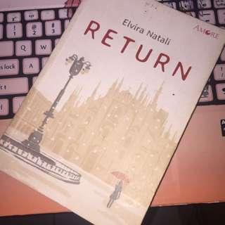 Novel Return - Elvira