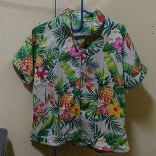 Tropical Shirt(women)