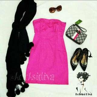 Sale! H&M Pink Tubedress