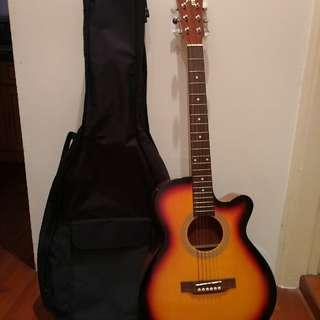 九成新吉他