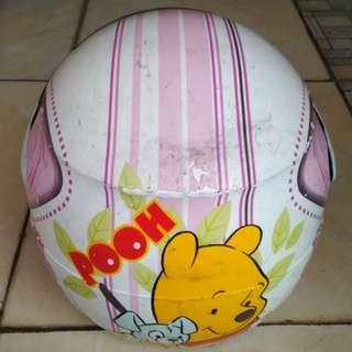 Helm gm winnie the pooh