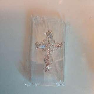 全新iPhone4靚靚十字架電話機穀