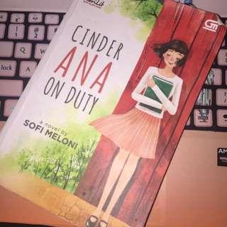 Novel Cinder Ana