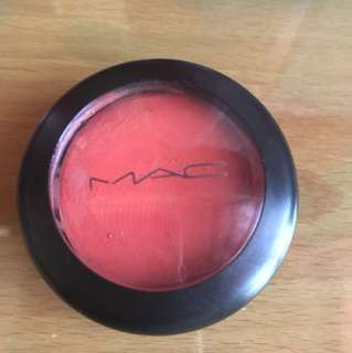 Used MAC Cream Blusher