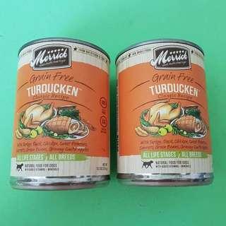 Merrick Turducken Canned Dog Food