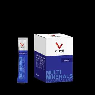 Want to minimize age-related signs of degeneration?  V Neral Resilience  Stay strong, supple, and resilient with a daily supplement of multi-minerals. Enjoy a multitude of amazing, anti-aging benefits, too!