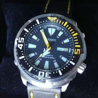 Seiko baby tuna diver watch srp639k1