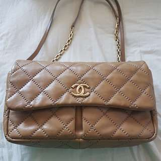 Reduced Authentic Chanel accordion flap