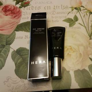 韓國Hera cc cream
