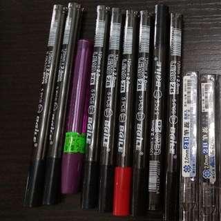 鉛筆芯2.0mm粗筆芯原筆