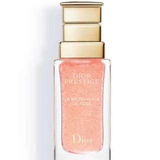 BNIB Dior Prestige La-Micro Huile De Rose
