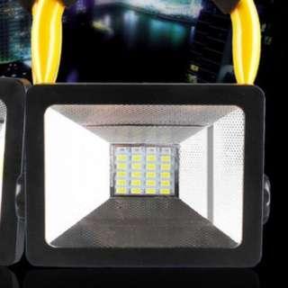 LED Light flood light stand light floor light fishing led light