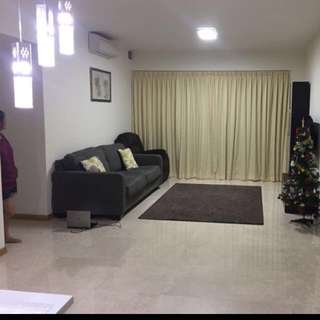 3 Bedroom Apartment at Nin Residence