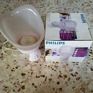 Philips Visasauna Pro facial sauna