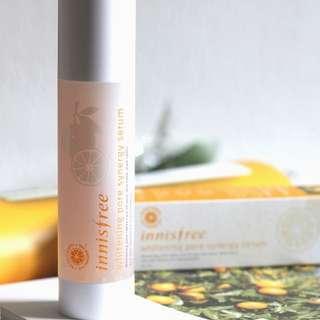 Innisfree Whitening pore synergy serum 50ml