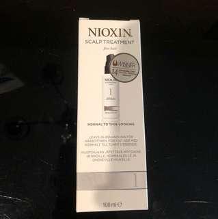 Brand new Nioxin Scalp treatment 1