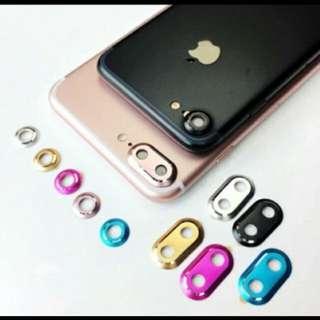 Iphone 7plus Back Metal Camera Lens Protective
