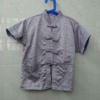 Cambodian Shirt 4 year old boy