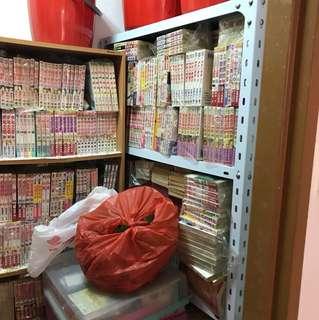 Manga for sales!