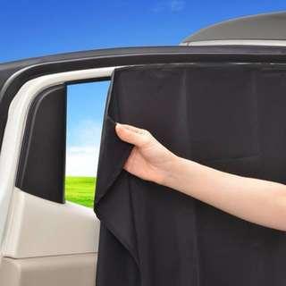 日本出品 , 車窗用磁石遮光布