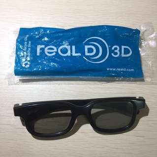 3D Glasses 眼鏡 for Movies 電影