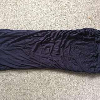 Pencil Knee Skirt