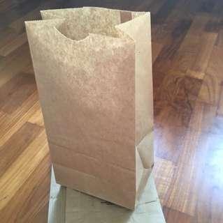 Small Detpak Paper Bags