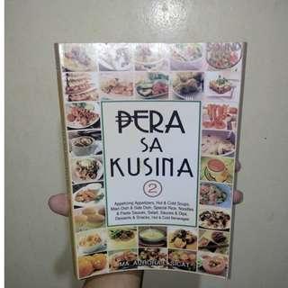 PERA SA KUSINA 2 (A RECIPE BOOK)