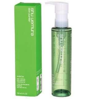Shu Uemura anti/oxi+ cleansing oil