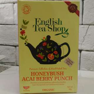English Tea Shop Honeybush Acai Berry Punch